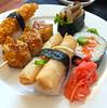 Wa Sushi sushi