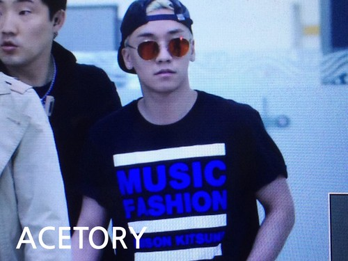 Big Bang - Gimpo Airport - 07jun2015 - G-Dragon - Acetory - 03