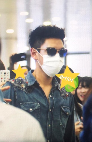 Big Bang - Gimpo Airport - 20may2015 - TOP - Mr_t_1104 - 01