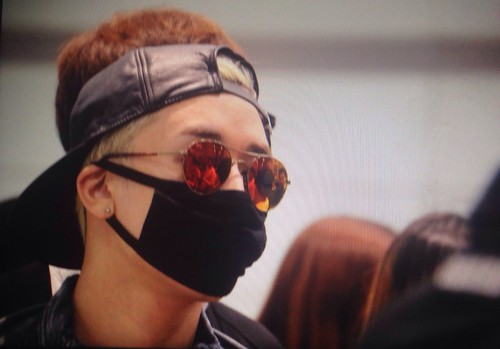 Big Bang - Beijing Airport - 05jun2015 - Seung Ri - _BlackLuck_ - 01