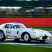 Paul Pochciol and James Hanson - 1965 Shelby Daytona Cobra at the 2016 Silverstone Classic (Photo 1) by Dave Adams Automotive Images