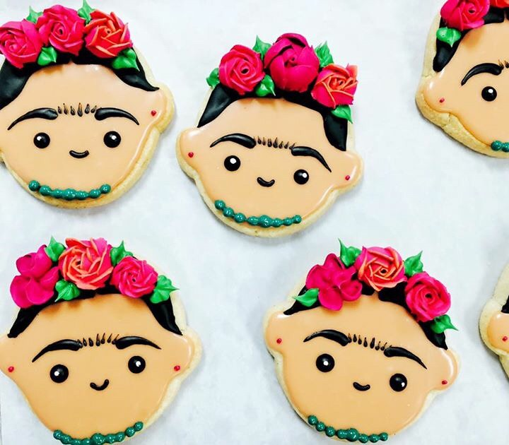 Tuff Cookie Cakes