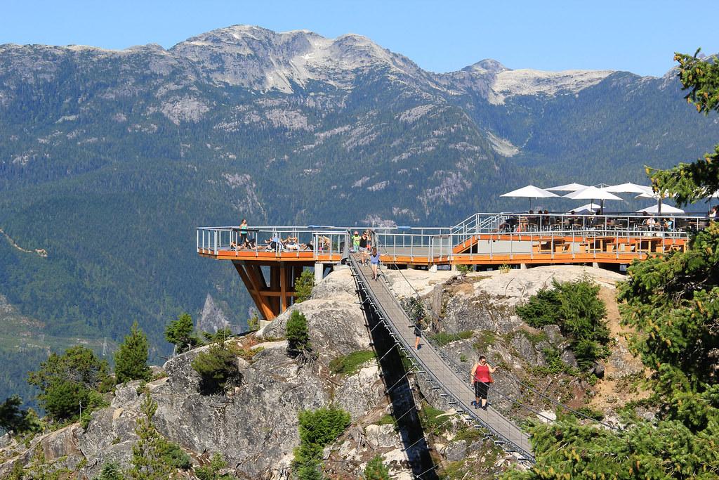 Ledge Mountain British Columbia Around Guides
