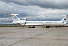 RA-85799 Tatarstan Airlines Tupolev Tu-154M
