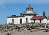 West Point Lighthouse (Discovery Park), Seattle, Washington