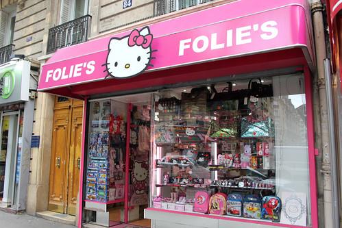 Folie's