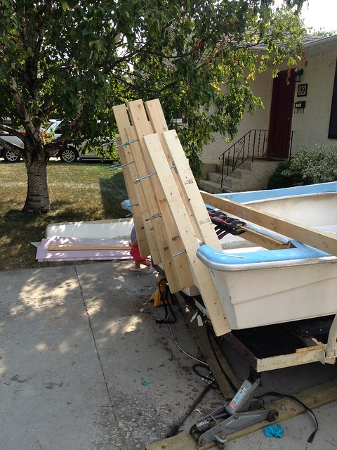 1964 Power Cat 15t Rebuild Page 1 Iboats Boating Forums 576601