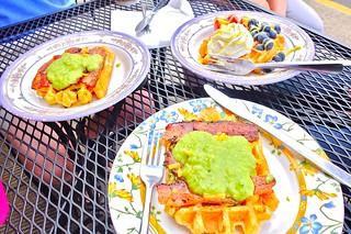 Waffle Window | Portland, OR