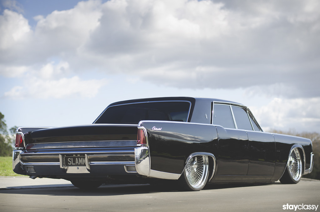 stay classy blog archive preview 1964 lincoln continental. Black Bedroom Furniture Sets. Home Design Ideas