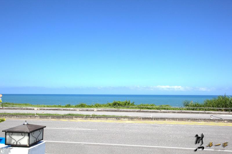 花蓮面海住宿|聖托里尼地中海風格海景民宿|聖托里尼民宿