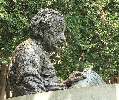 Albert Einstein Memorial by CharlesRay2010