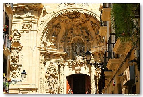 Fachada da basilica de Santa Maria by VRfoto