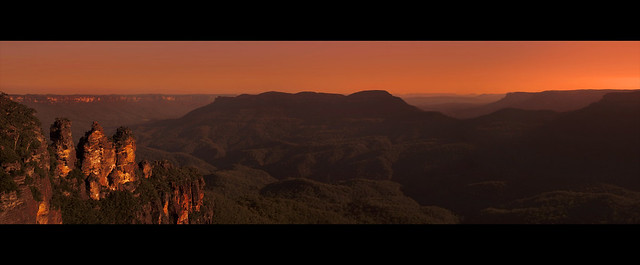 Three Sisters Come Back to Life || BLUE MOUNTAINS {{EXPLORED}}