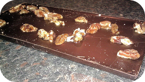 Mast Brothers Caramelised Pecan & Maple Bar