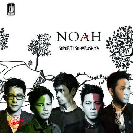 Noah_Seperti Seharusnya-Album cover