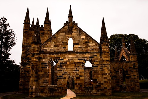 The Historical Port Arthur - Tasmania Australia