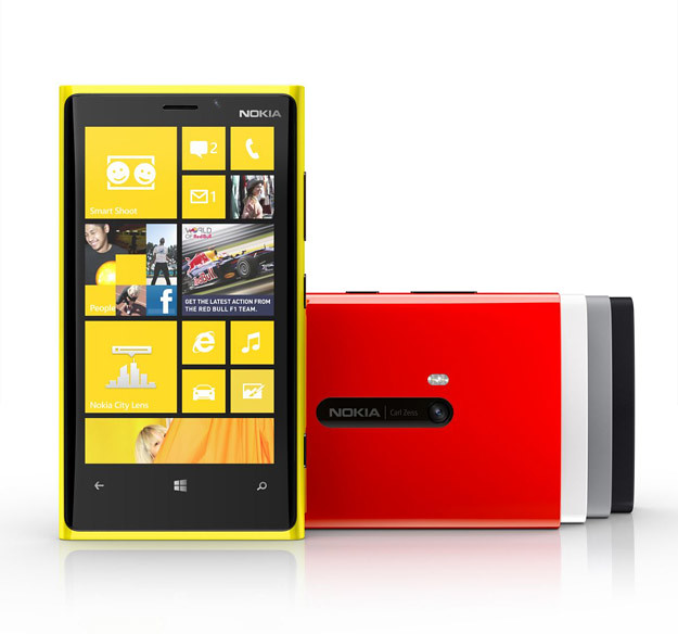 Nokia Lumia 920 — PureView