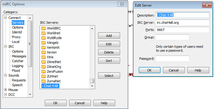 IRC Connection Guide | UO:R Forums
