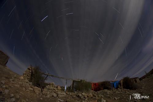 Startrails, Vistas al cielo