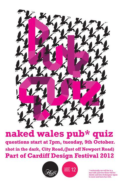 naked wales pub quiz 2012