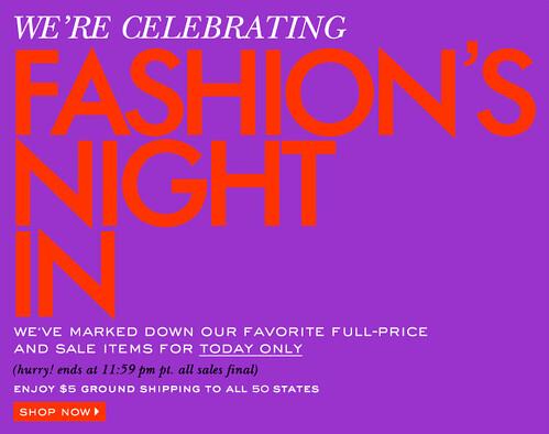 Kate Spade - Fashion's Night In