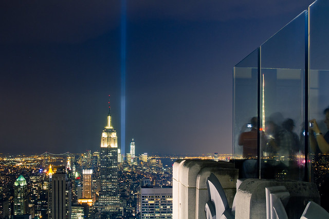 7952995548 d108539108 z Amazing Photos Of The 9/11 Tribute In Light