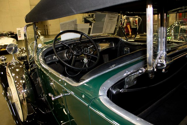Caddy 1931 Dash