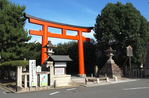 2012夏日大作戰 - 京都 - 吉田神社 (1)