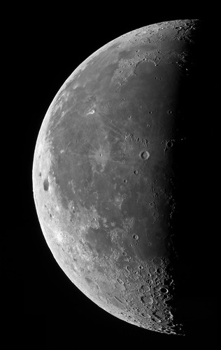 The Moon - 090912 by Mick Hyde