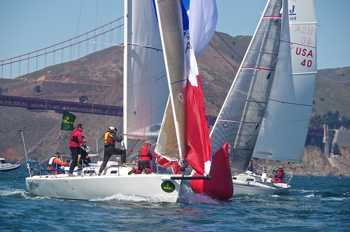 Rolex Big Boat Series, SF, CA