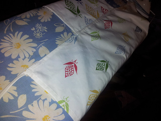 tea towel aprons