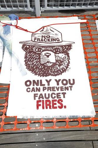 Frack Pipeline NYC