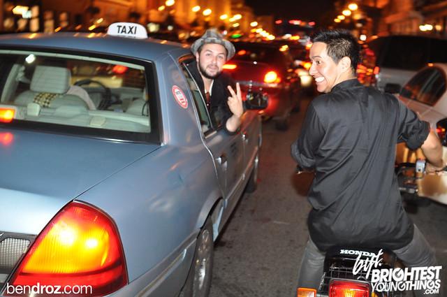Sep 9, 2012 -Fashion Night Out BYT-25 - Ben Droz