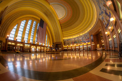 union terminal swirl