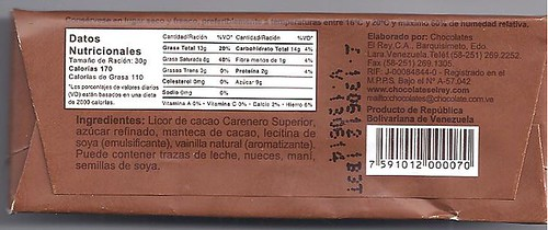Apamate Chocolate Oscuro 1
