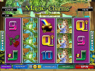 Magic Charms Free Spins