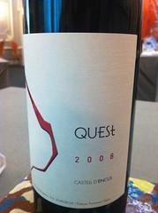 Quest 2008, Castell DEncus