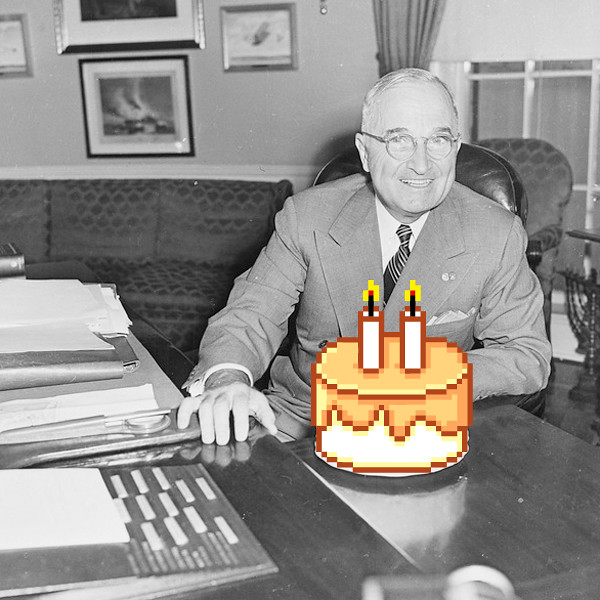 Truman cake