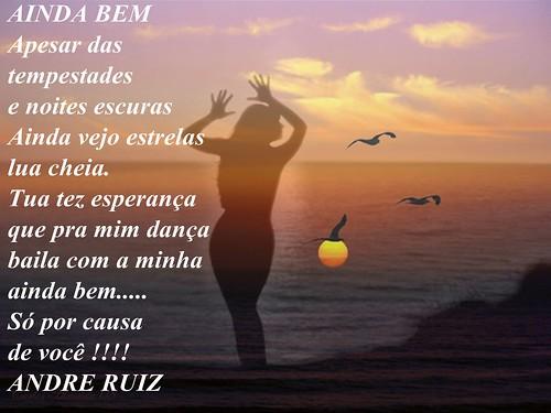 AINDA BEM by amigos do poeta