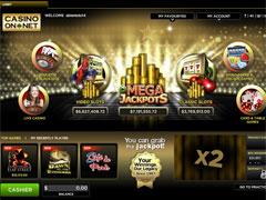 Casino On Net Casino Lobby