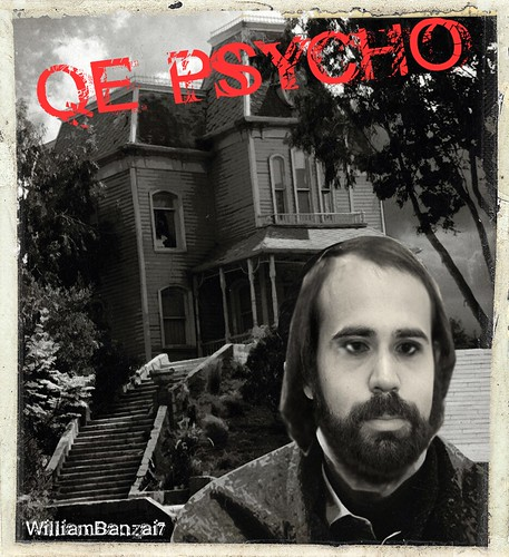 QE PSYCHO 2 by Colonel Flick