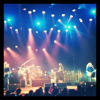 My Morning Jacket at the Wiltern.
