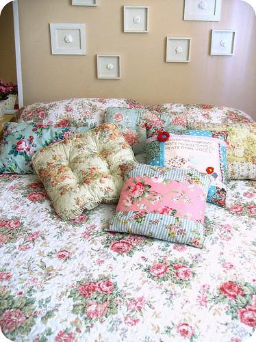 Muitas flores para mimar a casinha! by Sonho de Moça