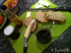 Homemade West Cork blackberry-apple jam spiced wit…