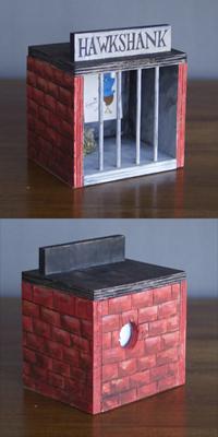 Naso Birdhouse