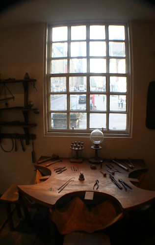 Artisan's Workplace, John Knox House