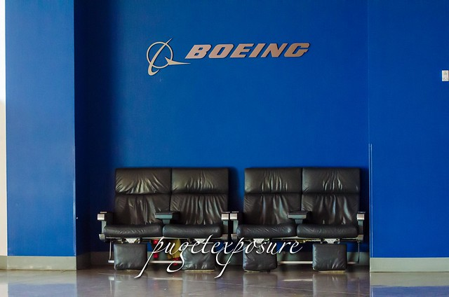 Boeing Future of Flight Tour