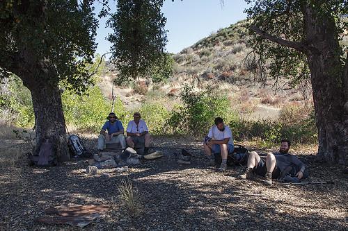 Ant Camp - Agua Blanca Trip 4