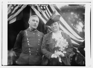 Gen. Leonard Wood and wife  (LOC)