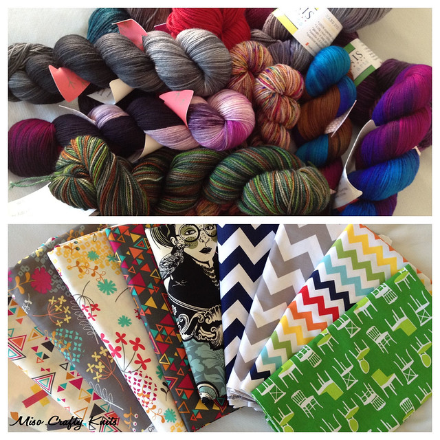 Yarn & Fabric